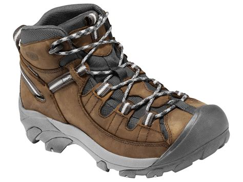 Most Comfortable Hiking Shoes For by Keen S Targhee Ii Mid Waterproof Hiking Boot Product