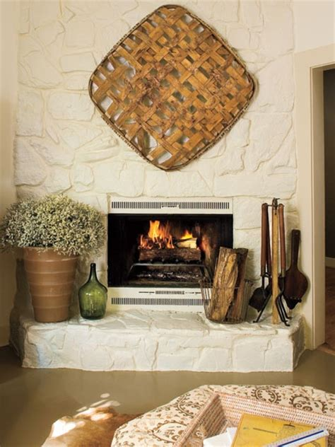 Painted Flagstone Fireplace by 32 Best Painted Fireplace Images On Fireplace Ideas Painted Fireplace And