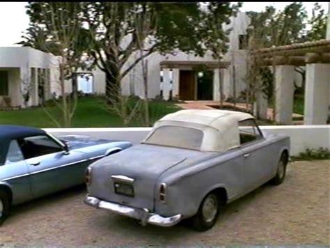 1960 Peugeot Model 403 Cabriolet