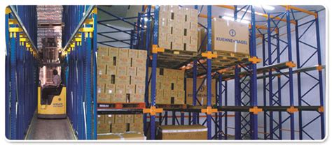Drive In Drive Through Racking System by Racking Systems