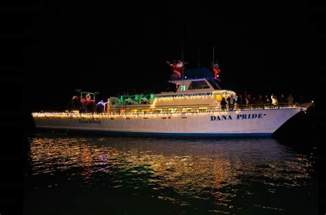 dana point christmas boat parade 2017 dana point harbor christmas light parade cruise discount