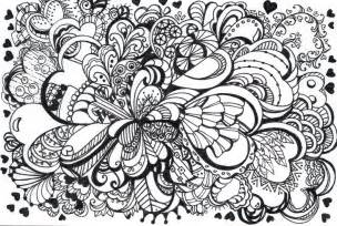 zentangle coloring book zentangle lornachristensenillustration