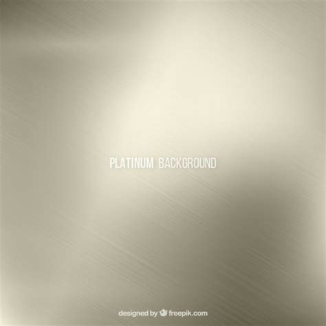 color platino platinum background vector free