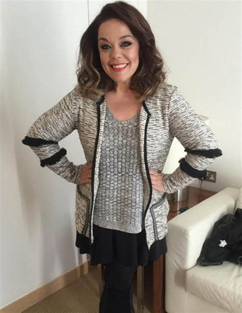 lisa riley finally reveals trick behind ten stone weight