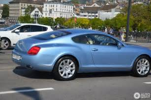 Weight Of Bentley Continental Gt Bentley Continental Gt 21 November 2016 Autogespot