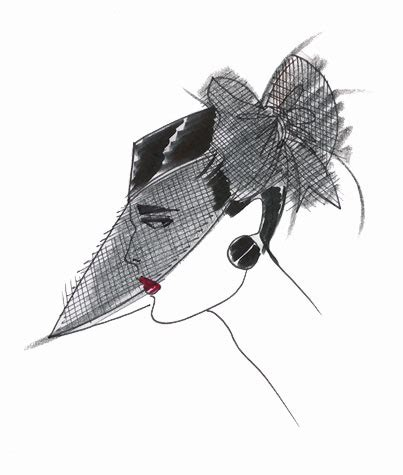 fashion illustration accessories hilary kidd fashion illustrator accessories