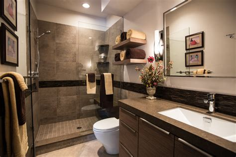 modern style bathroom colorado mountain modern style house contemporary bathroom denver by kate khrestsov with