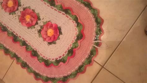 tapete de croche bico duplo elo7 pictures to pin on pinterest tapete bico duplo lumis arte em croche elo7