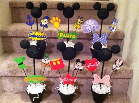 mickey mouse clubhouse centerpiece ideas mickey mouse clubhouse centerpiece 3 picks only by