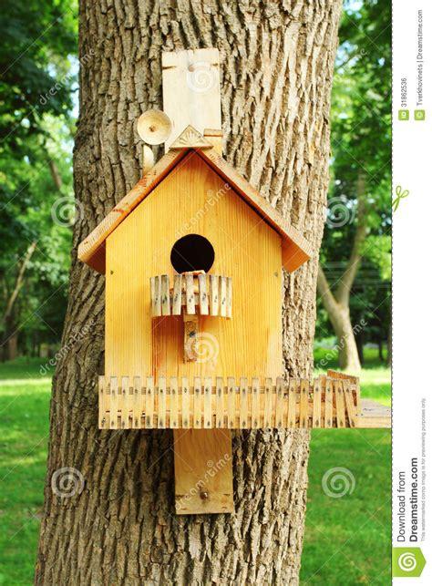 birdhouse royalty  stock image image