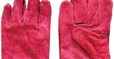 Sarung Tangan Fitter sarung tangan kacamata las masker apron tri buana kencana