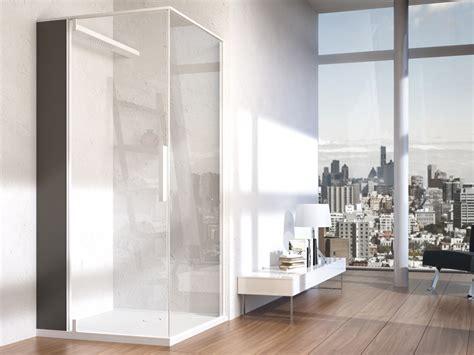 doccia vestita skin box doccia rettangolare by glass 1989 design