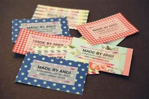 handmade business cards ideas 60 diy business cards design your own business cards