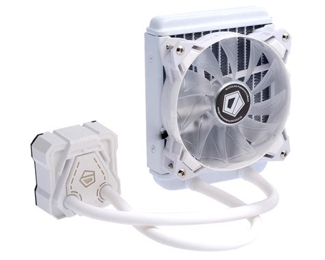 Id Cooling Frostflow 120l White Edition wts 187 187 id cooling thermal solutions