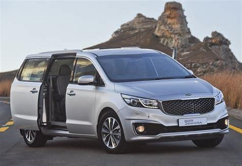 What Is The Largest Kia Suv Grand Sedona In Sa Kia S Premium S Taxi Wheels24