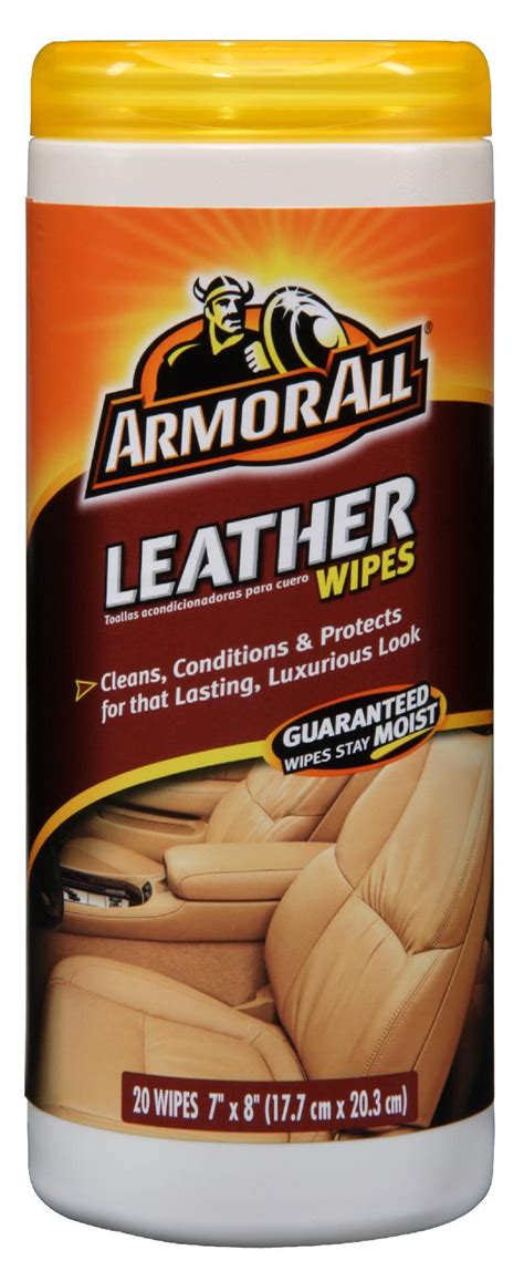 clorox wipes on leather couch upc 070612108814 armor all leather cleaning wipes 20ct