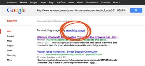 How To See What Search On How To See If Your Photos Are Being Used On Another Site Kevin Amanda Food