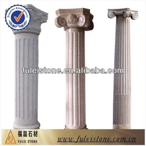 round square pillar design granite and marble pillar buy