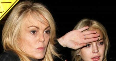 Lindsay Lohan and Mom Dina Lohan Sue Fox News for Crack
