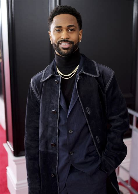 bug three 2018 big sean the chainsmokers spotted on grammy awards red carpet