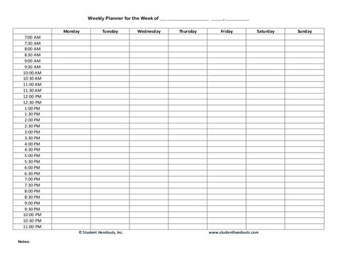 week hour schedule template search results for hourly week calendar template