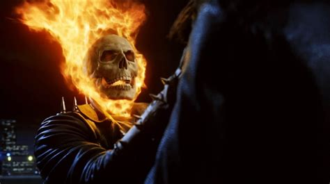 film of ghost rider movie review ghost rider geek league of america