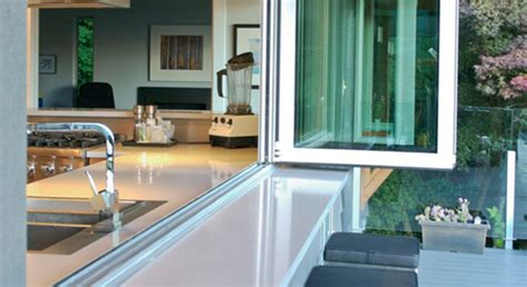 Industrial Kitchen Design Ideas Style Alert Indoor Outdoor Bars Kitchen Bath Trends