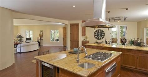 20 elegant designs of kitchen island with sink elegant touches of montclair contemporary will awe and