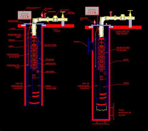 hidrostal drawing dwg block  autocad designs cad