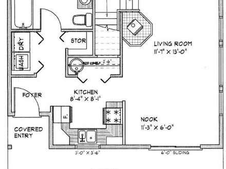 Tiny House Plans Under 300 Sq Ft | 300 sq ft tiny house floor plans 300 sq ft tiny house