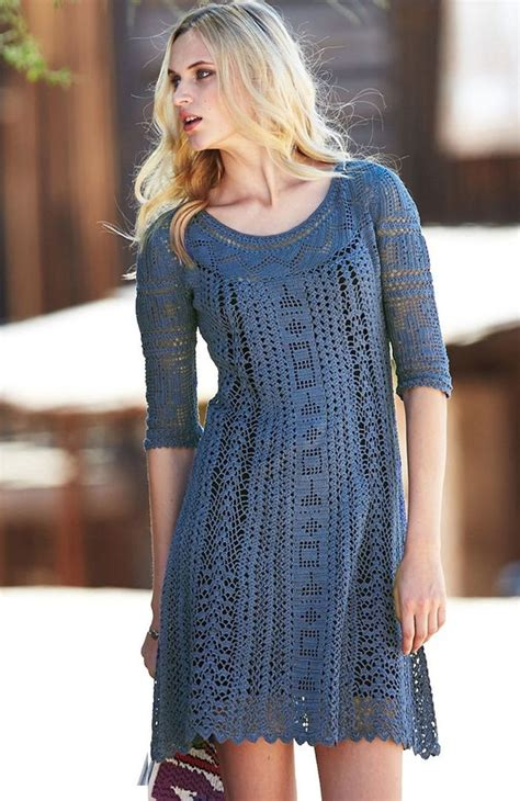 look gorgeous at 45 45 beautiful crochet dresses to look gorgeous