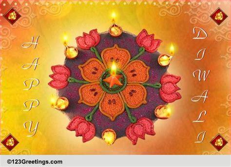 shubh deepawali  rangoli ecards greeting cards