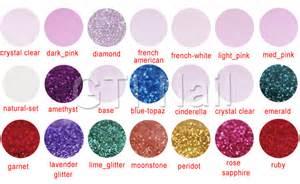anc nail colors amazing nail concepts anc nail powder various 21 colors 2