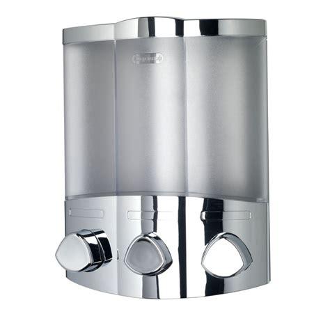 Soap Dispenser Shower by Croydex Trio Bath Shower Soap Shoo Dispenser