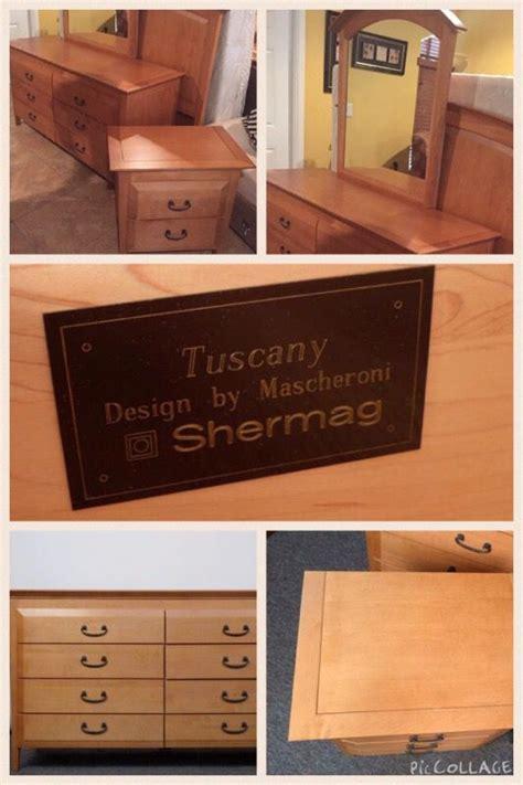 shermag bedroom furniture size bedroom set mascheroni shermag tuscany