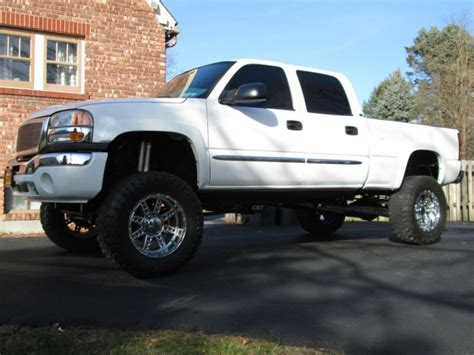 lifted white gmc 2015 gmc sierra lifted image 146