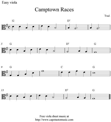 free printable sheet music viola free easy viola sheet music ctown races