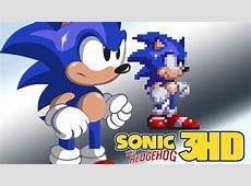 Sonic 3 HD Tech Demo - Walkthrough - YouTube Knuckles Game