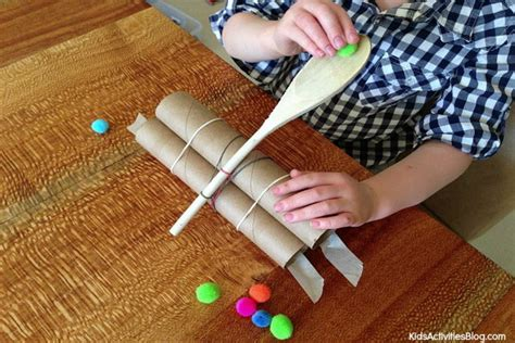 diy engineering projects 20 creative and instrutive diy catapult projects for kids