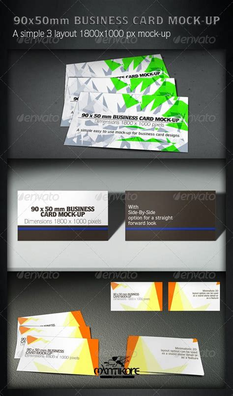 1800 Business Cards