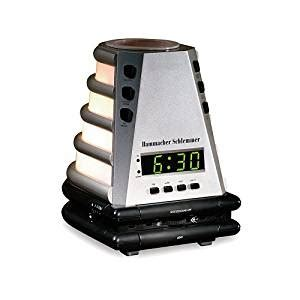 peaceful progression aromatherapy and nature sounds up alarm clock home kitchen