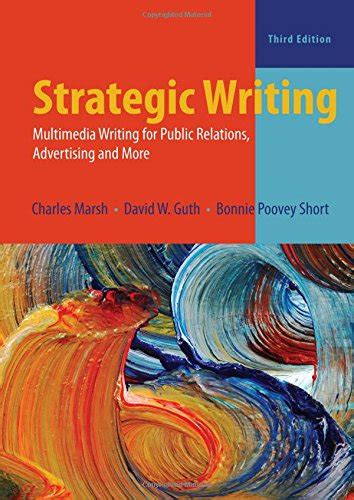 strategic writing multimedia writing for relations advertising and more books my ebook