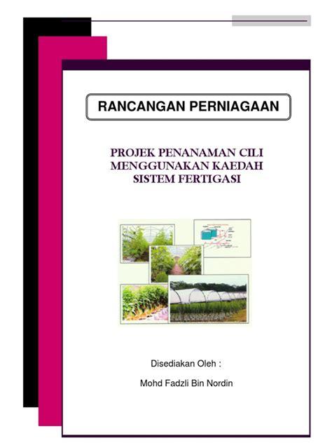 proposal membuat warung kopi contoh kertas kerja rancangan perniagaan projek tanaman