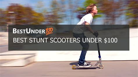 best stunt best stunt scooters 100 2018 reviews guide