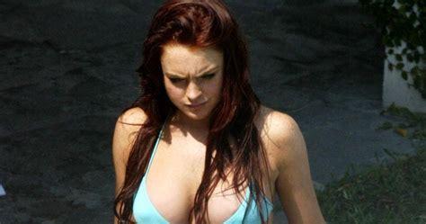 Lindsay Lohan Has No by Media Lindsay Lohan Candid Photos