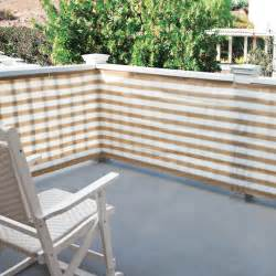 Privacy Screening For Patios by Privacy Screen For Deck Porch And Patio Railings The