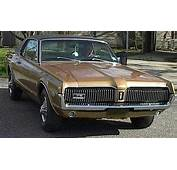 Image Gallery 1968 Ford Cougar