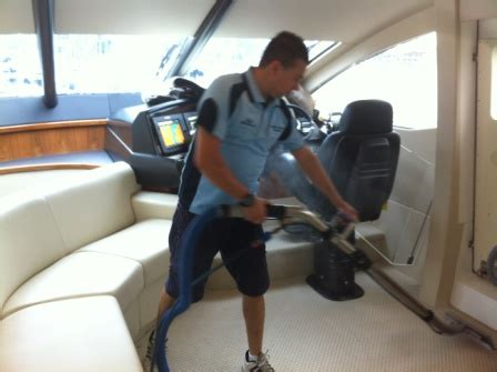 boat upholstery cleaning boat carpet cleaning sydney in action adams carpet cleaning