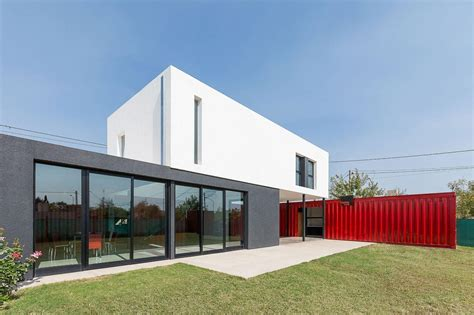 Container Homes Interior by Casa Container 90 Fotos Com Projetos Fornecedores E Pre 231 Os