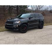 2012 Jeep Grand Cherokee SRT8 Blacked Out And Looking Tough 64L 392